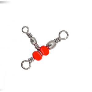 BARREL TRIPLE SWIVEL BK SW-1004