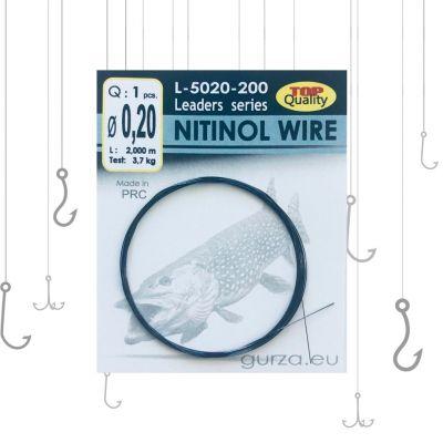 Nitinol Wire L-5020-xxx