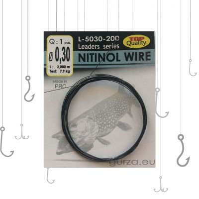 Nitinol Wire L-5030-xxx
