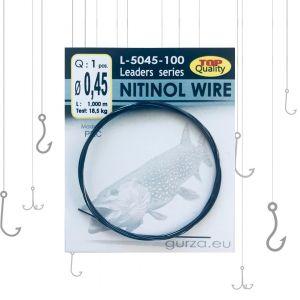 Nitinol Wire L-5045-xxx